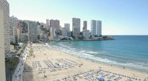 Lavante beach NIE NUMBER Benidorm