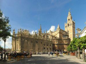 Katedralen Seville