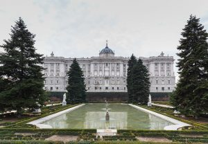 nie number not required to visit the royal palaces in madrid