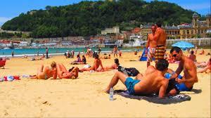 Beach San Sebastian