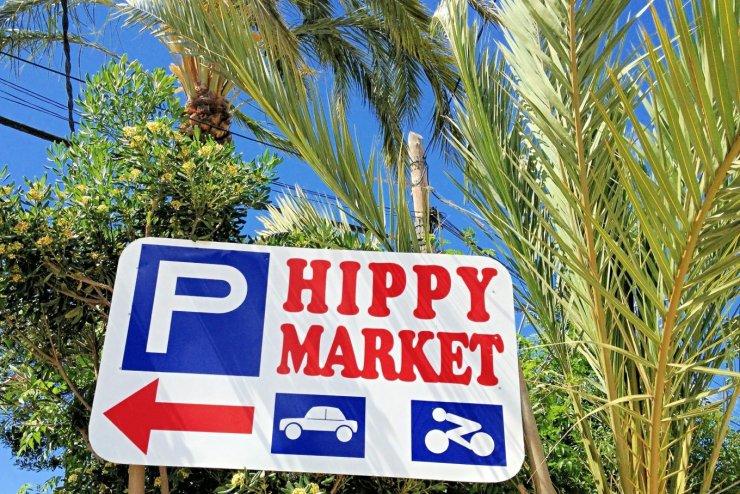 Spanish NIE Market in Ibiza