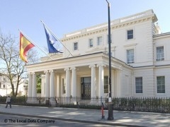 Get your Spanish NIE Number from the Embassy in the UK