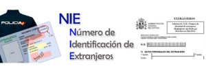 What is the Reason for getting a Spanish NIE Number?