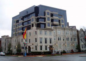 Krijg je Spaans nie nummer van de Spaanse ambassade in Rusland