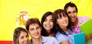 Studenten in Spanje hebben een NIE aantal