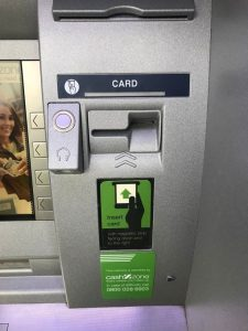 How to pay your NIE Number tax using a cash point