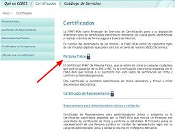 Digitaalisen varmenteen hankkiminen Espanjassa